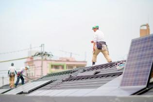 屋根工事のスペシャリストとして画像1
